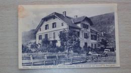 TRENTINO ALTO ADIGE CARTOLINA DA VALDAORA DI SOTTO BOLZANO BRUNICO PUSTERIA ALBERGO PENSIONE FORMATO PICCOLO - Bolzano (Bozen)