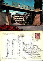 17700a)cartolina  Montegrotto Terme -pd Hotel Mira Monti - Andere Steden