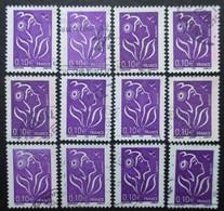 FRANCE N°3732 X 13 Oblitéré - Collections (without Album)