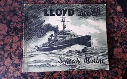 Zigarettenbilderalbum Deutsche Marine - Other