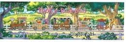 Disney Grenada Gr 1998 Pooh's Railroad MS MNH - Disney