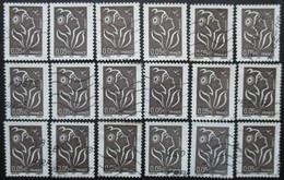 FRANCE N°3754 X 18 Oblitéré - Collections (without Album)