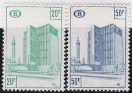 Belgie   .  OBP   .   TR 426/427      .   **    .   Postfris   .   /    .   Neuf Avec Gomme Et SANS Charnière - 1952-....