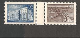 LATVIA....1938:Michel262-3 Mnh** Pairlatv - Lettland