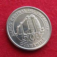Paraguay 500 Guaranies 2014 KM# 195a UNC  Paraguai - Paraguay