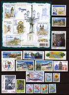 TIMBRES DE FRANCE NEUF ANNEE 2008 QUASI COMPLET AVEC BLOCS - 2000-2009