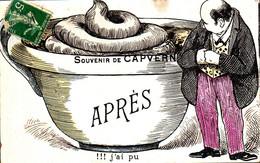 Souvenir De CAPVERN Les BAINS - !!!! J'ai Pu - Andere Gemeenten