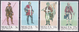Malta 1987, Postfris MNH, Maltese Uniforms - Malta