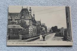 Luc Sur Mer, Boulevard De La République, Calvados 14 - Luc Sur Mer