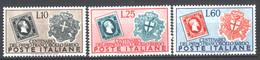 Italia Repubblica 1951 Francobollo Sardo Sass.672/4 **/MNH VF - 1946-60: Ungebraucht