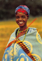 Bantu Life - Bantoelewe - Portrait Of A Basuto Beauty - Afrique Du Sud