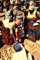 Marché Africain - African Market - Senegal