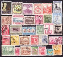 Selezione Colombia  Usati - Lots & Kiloware (mixtures) - Max. 999 Stamps