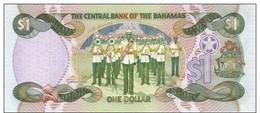 BAHAMAS P. 69a 1 D 2001 UNC - Bahamas
