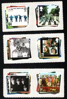 2006 Beatles Album Mi GB 2474 - 2479 Sn GB 2421 - 2426 Yt GB 2827 - 2832 Sg GB 2686 - 2691 MNH Postfr. Xx - Unused Stamps