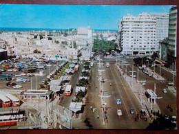 MAROC - CASABLANCA - Place Mohammed V. (bus) - Casablanca