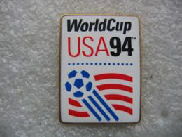 Pin's Coupe Du Monde De Football USA 94 - Calcio
