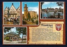 Frankfurt Am Main - Römer, Pailskirche, Mainpartie, Hauptwache - Frankfurt A. Main