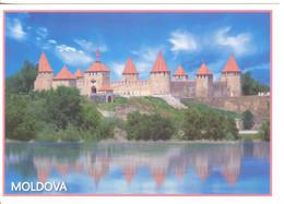 Moldova Moldavie Transnistria Tigina Fortress  Postcard - Moldavië