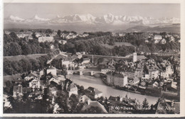 Bern - Altstadt U. Die Alpen - BE Berne