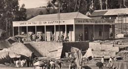 ASMARA. Dessiè. Etiopia. Palazzo Delle Poste E Telegrafo. Servizi Elettrici. 4x - Eritrea