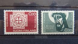 1963 Yv 554-555 MNH A14-15 - Nuovi