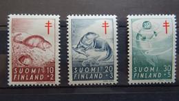 1961 Yv 512-514 MNH A14-15 - Nuovi