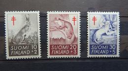 1962 Yv 527-529 MNH A14-15 - Nuovi