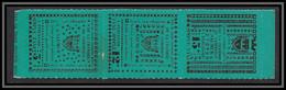 85501/ Maury N°4/6 Grève De Saumur 1953 Cote 75 Euros Vert Foncé - Staking