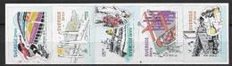 Suède 2021 Série Neuve 400 Ans De Göteborg - Unused Stamps