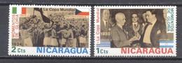Nicaragua, 1974, Momentos De Gloria , Nuevos - Chile