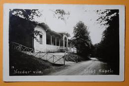 SLIAC, Vila Nazdar, Zvolen, Slovakia #141# Bad, Furdo, Nice Photo Card! - Slovakia