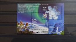 2007 Yv BF 42 MNH A44-45 - Nuovi