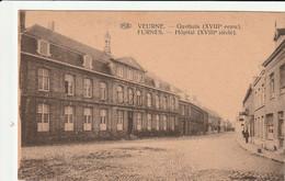Furnes / Veurne : Hôpital / Gasthuis - Veurne