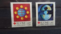 1984 Yv 910-911 MNH A14-15 - Nuovi