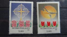 1985 Yv 943-944 MNH A14-15 - Nuovi
