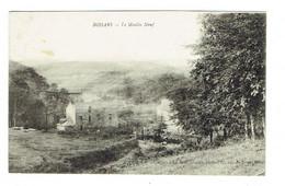 29 FINISTERE BOHARS Le Moulin Neuf Plan Peu Courant - Autres Communes