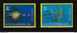 Vatikaan 1994 Nr 984/85 **, Zeer Mooi Lot Krt 4024 - Collections (without Album)