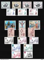 Vatikaan Kleine Verzameling Luchtpost **, Zeer Mooi Lot 4103 - Collections (without Album)