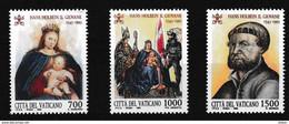 Vatikaan 1993 Nr 966/68 **, Zeer Mooi Lot Krt 4019 - Collections (without Album)