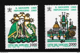 Vatikaan 1993 Nr 961/62 **, Zeer Mooi Lot Krt 4015 - Collections (without Album)