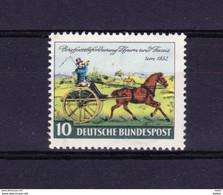 Duitsland 1952 Nr 47 **, Zeer Mooi Lot Krt 3025 - Collections (without Album)