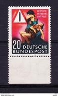 Duitsland 1953 Nr 48 **, Zeer Mooi Lot Krt 3026 - Collections (without Album)