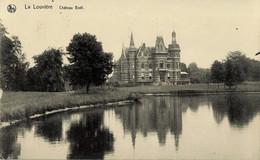 La Louvière Château Boël Circulée En 1926 - La Louvière