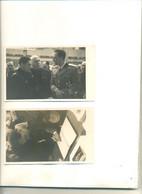 Umberto I° Alla Mostra 2 Cartoline - Familias Reales