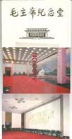 China, Mausoleo Di Mao Tse-tung, 10 Cartoline In Cofanetto. - China