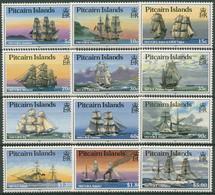 Pitcairn 1988 Segelschiffe Virago Champion Camden Fly 308/19 X Postfrisch - Pitcairn Islands