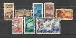 URSS - 1949 - PA N. 90/96 USATI - PA N. 97** (CATALOGO UNIFICATO) - Gebruikt