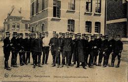 Ixelles Gendarmerie Officiers Et Sous-Officiers Instructeurs - Ixelles - Elsene