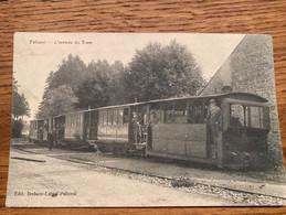 Paliseul Carlsbourg Belgique Tram - Paliseul